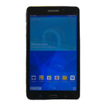 "Samsung Galaxy Tablet 4 Black 7.0"" 8GB Wi-Fi 2GHz Quad-Core Tested Rooted"