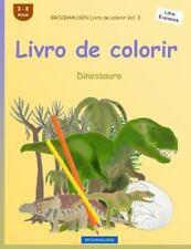 Little Explorers: BROCKHAUSEN Livro de Colorir Vol. 3 - Livro de Colorirc :...