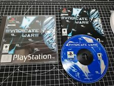 Syndicate Ware - PLAYSTATION 1 PS1 GAME - Complete