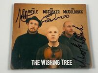 Signed/Autographed CD : The Wishing Tree 2017 Under One Sky Records