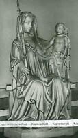 Simmerberg : Frühgotische Madonna in der Kirche - um 1930           W 10-20