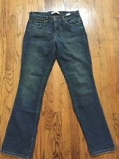 Levis 515 Boot Cut Leg 4M Size 4 Medium Medium Wash