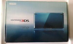 Nintendo 3DS (Aqua Blue) Console JP
