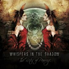 WHISPERS IN THE SHADOW The Rites Of Passage CD 2012