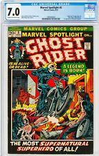 Marvel Spotlight #5 CGC 7.0 - 1st Ghost Rider
