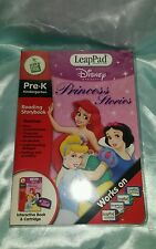 Leap Frog Leap Pad Disney Princess Stories Reading Storybook *New/Sealed*