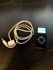Apple iPod nano 1st Generation Black (2 GB) [Read Description]