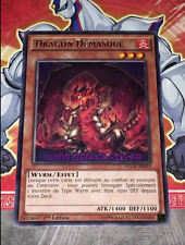 Carte Yu Gi Oh DRAGON DEMASQUE NECH-FR035