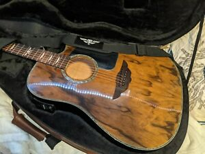 Keith Urban Acoustic-Electric Guitar with Case