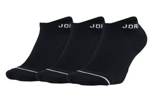 Nike Jordan JUMPMAN No-Show QTR 3PPK SX5546-010