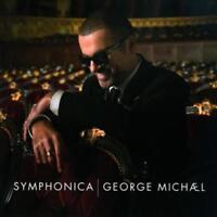 GEORGE MICHAEL - SYMPHONICA USED - VERY GOOD CD