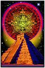"Mayan - Non Flocked Blacklight Poster 24"" x 36"""