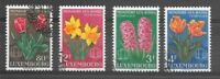 Luxembourg Stamps - 1955 - Complete Set - Sg 586 to 590- Used