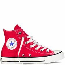 converse all star mujer roja 38
