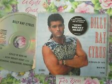 Billy Ray Cyrus – Could've Been Me  Mercury Records – MERCD 378 UK CD Single