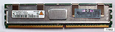 HP Original 1Gb PC2-5300F DDR2 SDRAM DIMM ECC fr HP DL360 G6 DL380 G5 398706-051