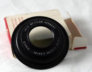 Genuine Leica 16558Z Bellows II Lens Mount with original box