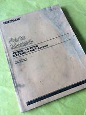 CAT CATERPILLAR 10-20B 10-20WB EXTEND-A-MAT SCREED PARTS BOOK MANUAL 2LN 2MN