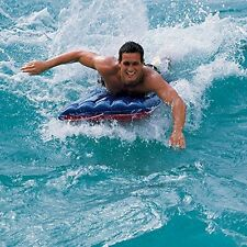 """Summer Canvas Surf Rider Inflatable Fabric Surfer 60"""" x 29"""" Float Raft Pool Fun"""