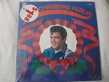 ELVIS' CHRISTMAS ALBUM VINYL LP RCA CAMDEN CAS-2428, STEREO EX