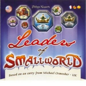 Leaders of Smallworld Expansion