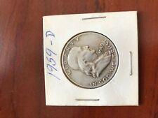 1959D Franklin Half Dollar