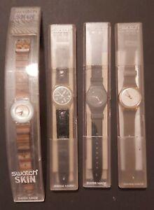 orologi swatch lotto di 4 vedere