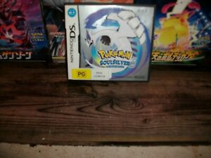 Pokémon SoulSilver Version DS (PAL,AUS)