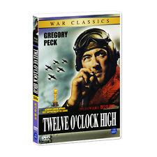 12 Oclock / Twelve O'Clock High (1949) - Gregory Peck, Hugh Marlowe DVD *NEW