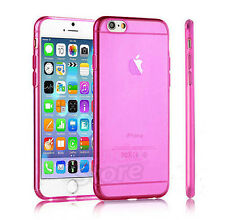FUNDA CARCASA TRANSPARENTE ULTRAFINA TPU GEL SILICONA compatible iPHONE 6 4,7""