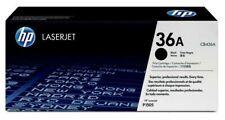 Genuine HP 36A Black Toner Cartridge CB436A