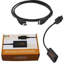 GWP HDMI Converter for Nintendo N64 / GameCube / SNES Adapter