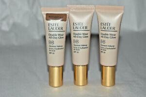 Estee Lauder BB Double Wear All-Day Glow Moisture Makeup SPF 30 (.34 oz) U PICK