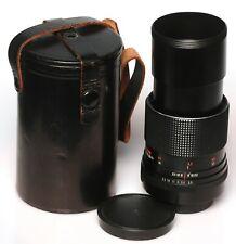 CARL ZEISS JENA  SONNAR MC 135mm f/3.5  M42   +++++EXCELLENT+++++ 0689