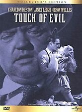 Touch Of Evil Dvd: Orson Welles, Janet Leigh / Heston