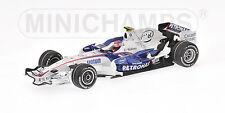 MINICHAMPS 080104 BMW SAUBER F1.08 diecast car Robert Kubica 1st Win Canada 1:43