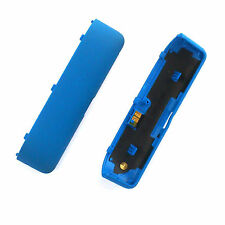 100% Genuine HTC 8S rear antenna USB cover bottom piece fascia housing A620 blue