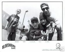 BLOODHOUND GANG 8x10 PROMO PHOTO pop funk punk
