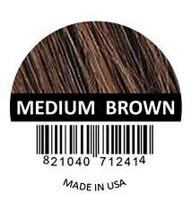 Samson Best Hair Loss Concealer Building Fibers MEDIUM BROWN 25g Refill USA