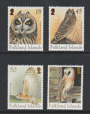 FALKLAND IS.2004 OWLS SG 997-1000 MNH.
