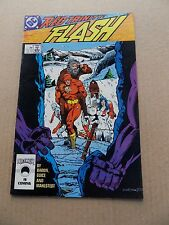 Flash 7 .1 st App . Blue Trinity - DC  1987  -     FN +