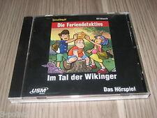 CD Die Feriendetektive Im Tal der Wikinger