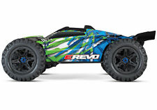 Traxxas E-Revo 86086-4 2.0 VXL Brushless 4WD GREEN