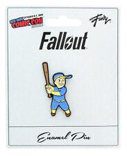 Fallout Vault Boy Big Leagues Perk Exclusive Enamel Collector Pin
