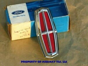 Ford Trunk Lid Lock Sleeve_Cover Lincoln Mark VI_VII 1992-1981 NOS