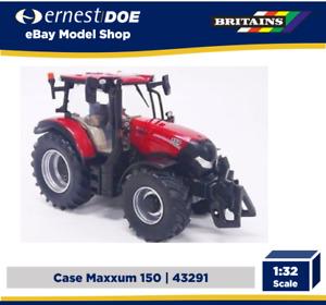 Britains Case IH Maxxum 150 Model Tractor   1:32 Scale Model 43291