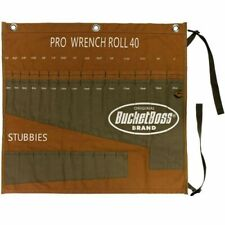 Bucket Boss Pro 40 Pocket Wrench Roll