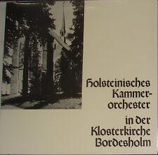 HOLSTEINISCHES KAMMERORCHESTER in der KLosterkirche BORDESHOLM - NM-