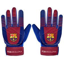 FC Barcelona Official Football Soccer Gift Goalkeeper Goalie Gloves