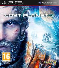 Lost Planet 3 PS3 Playstation 3 IT IMPORT CAPCOM